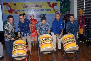 Calendar of Event Padang City Tourism 2020, Resmi Diluncurkan