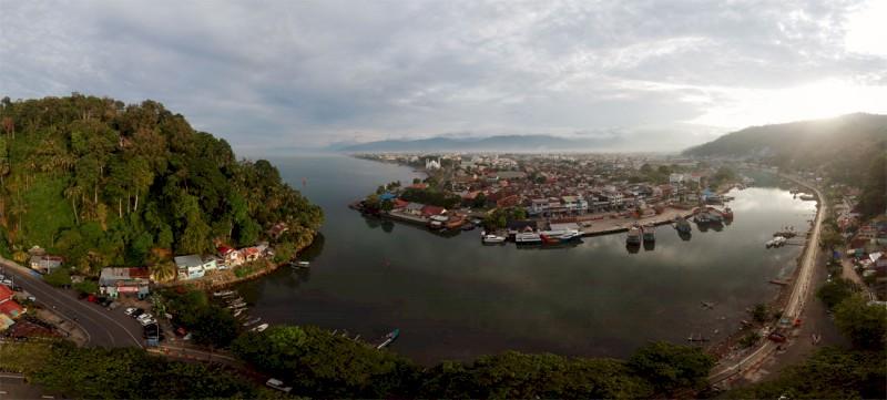 Gambaran Umum Kota Padang