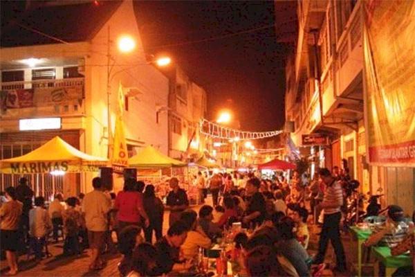 Pasar Malam Sincia