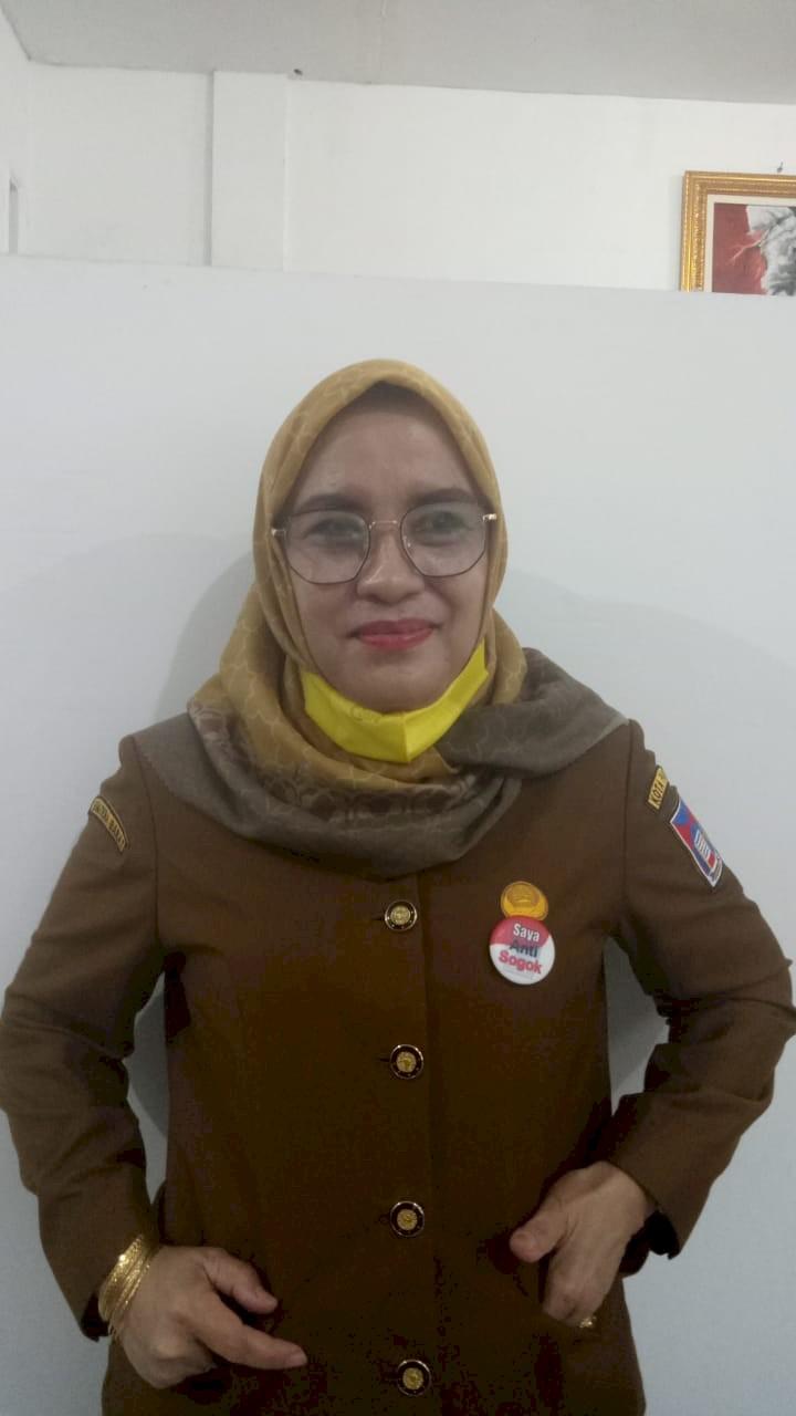 Kepala Bidang Program (SYAFRIDA YANTI, SH, MM.)