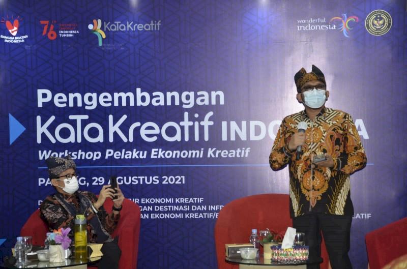 Wako Minta Dukungan Kemenparekraf Kembangkan Pariwisata dan Ekraf di Padang