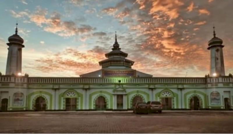 Masjid Raya  Ganting Padang, Sarat Nilai Sejarah